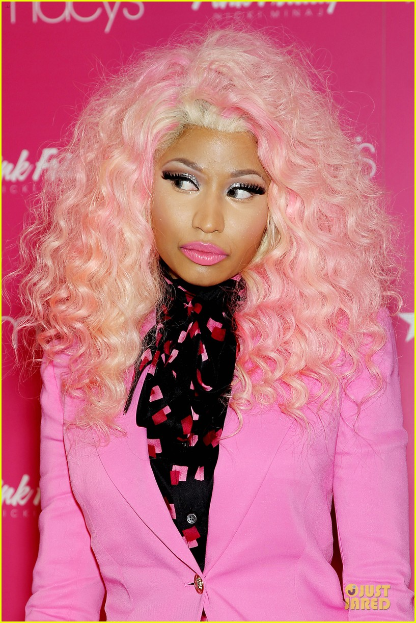 nicki minaj mariah careys been one of my favorite artists 17