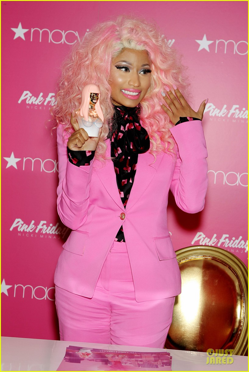 nicki minaj mariah careys been one of my favorite artists 23
