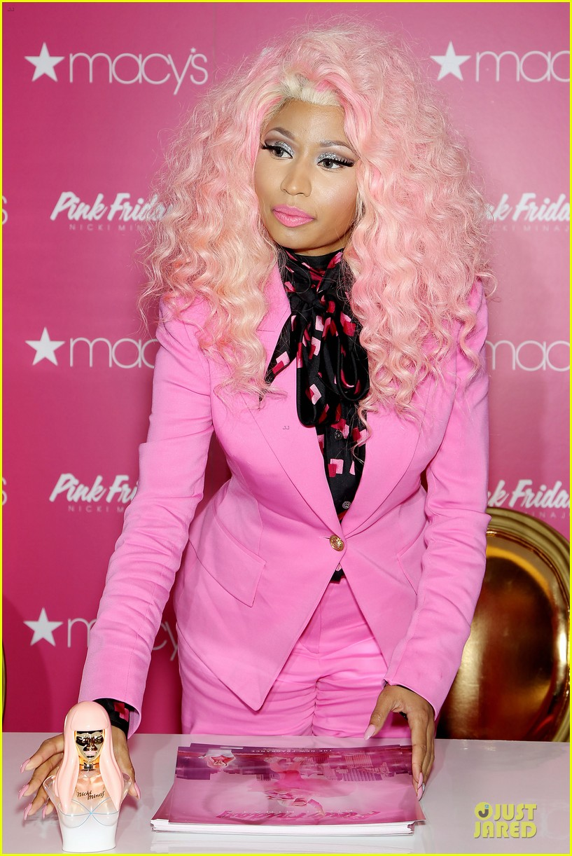 nicki minaj mariah careys been one of my favorite artists 25