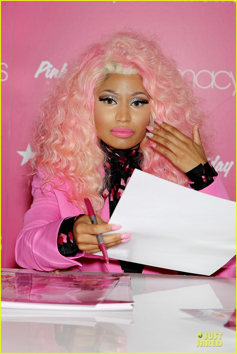nicki minaj mariah careys been one of my favorite artists 30