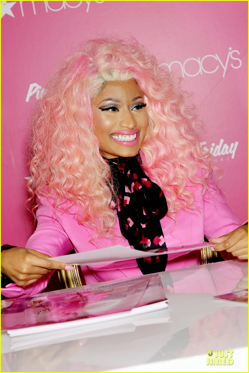 nicki minaj mariah careys been one of my favorite artists 312761634
