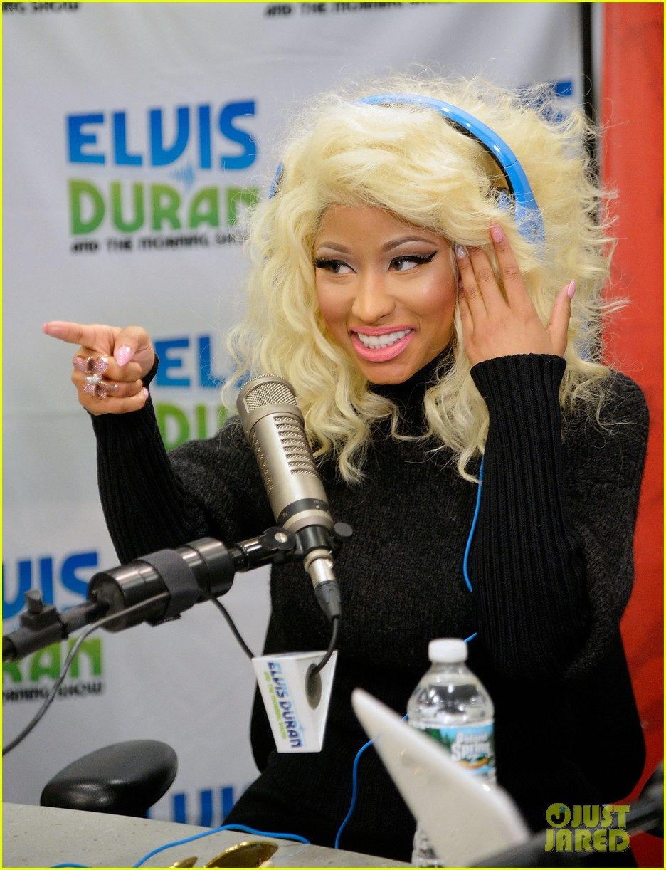 nicki minaj shut out of own album release party 052762411
