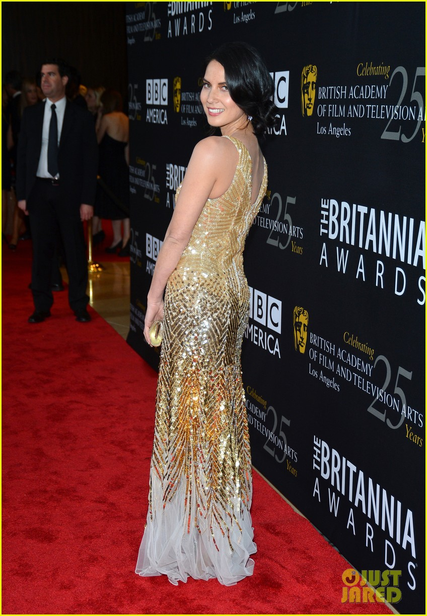 olivia munn kerry washington bafta britannia awards 2012 032753361
