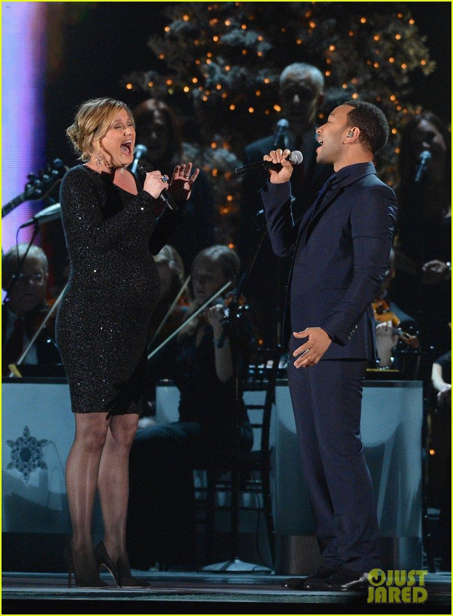 keith urban jennifer nettles country christmas taping 03