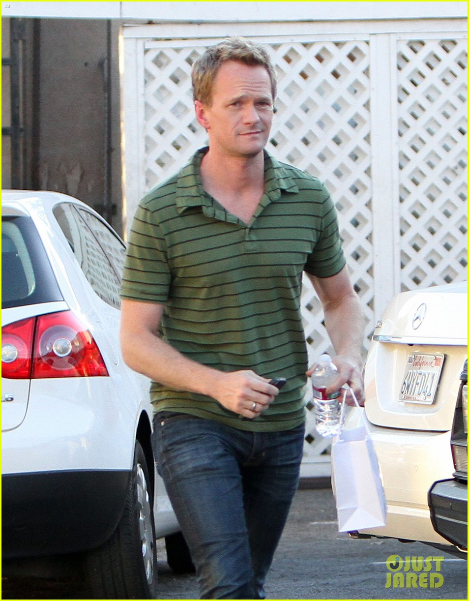 neil patrick harris hair visit 08