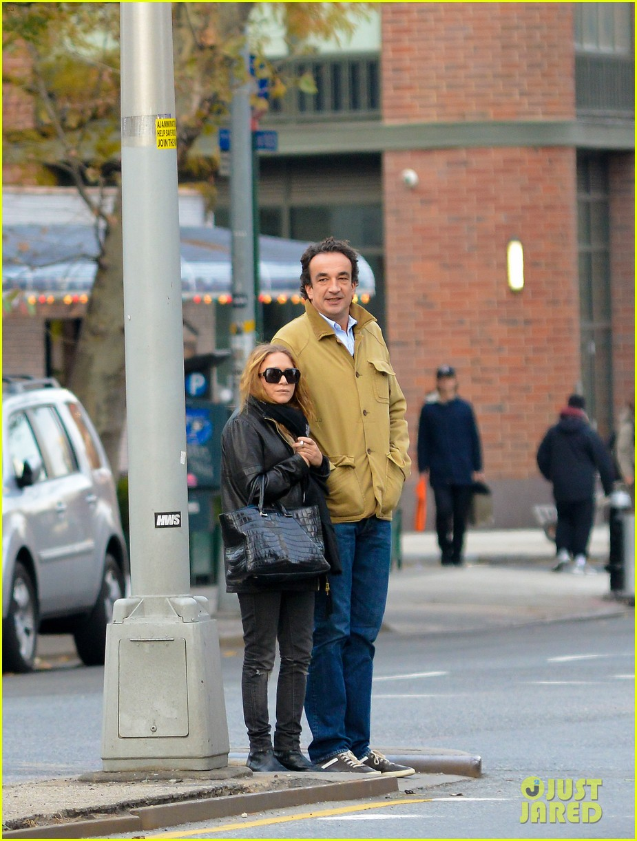mary kate olsen olivier sarkozy east village lunch date 012760824