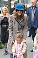 sarah jessica parker matthew broderick lunch with twins 02