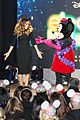sarah jessica parker disney electric holiday window unveiling host 22