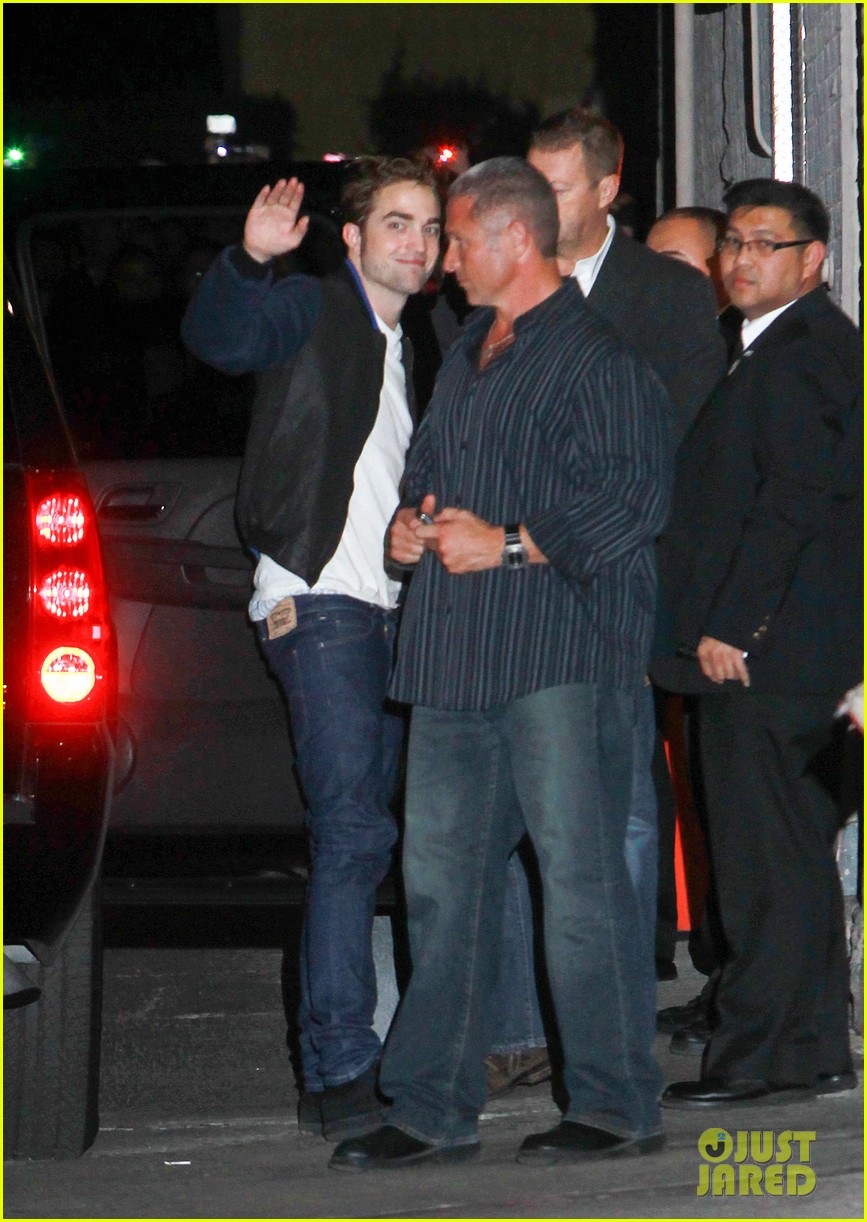 robert pattinson jimmy kimmel live guest 04