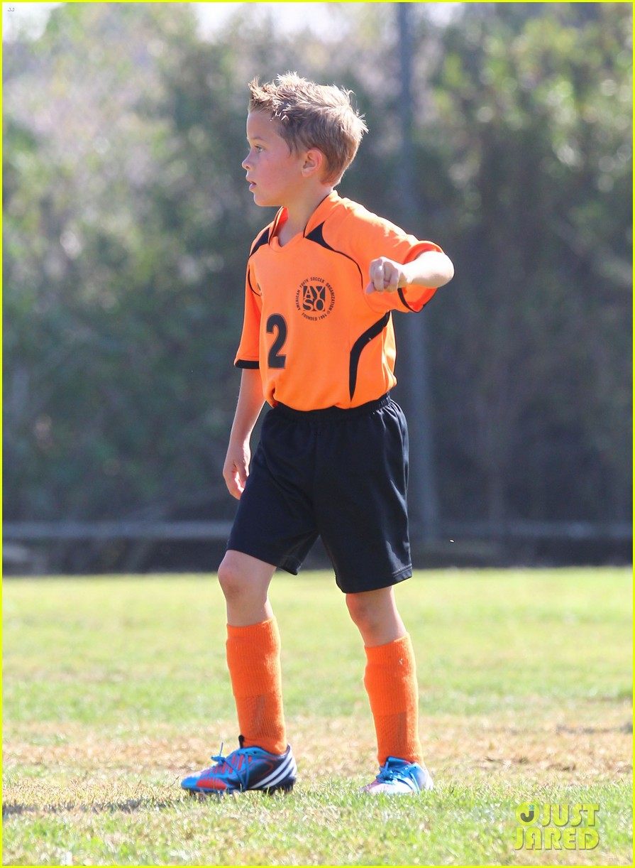 ryan phillippe deacons soccer game with paulina slagter 162750500