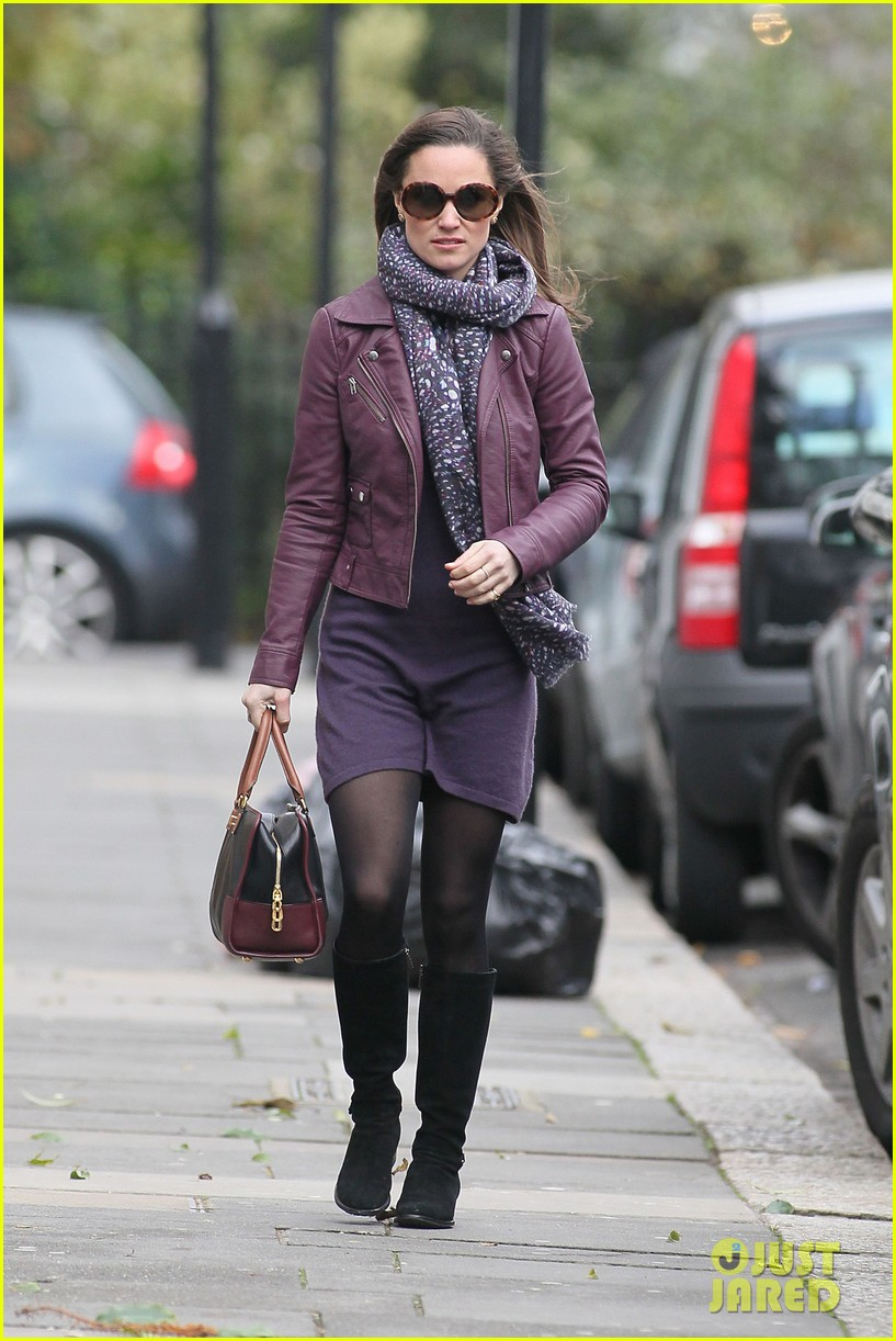 pippa middleton stylish london lady 05