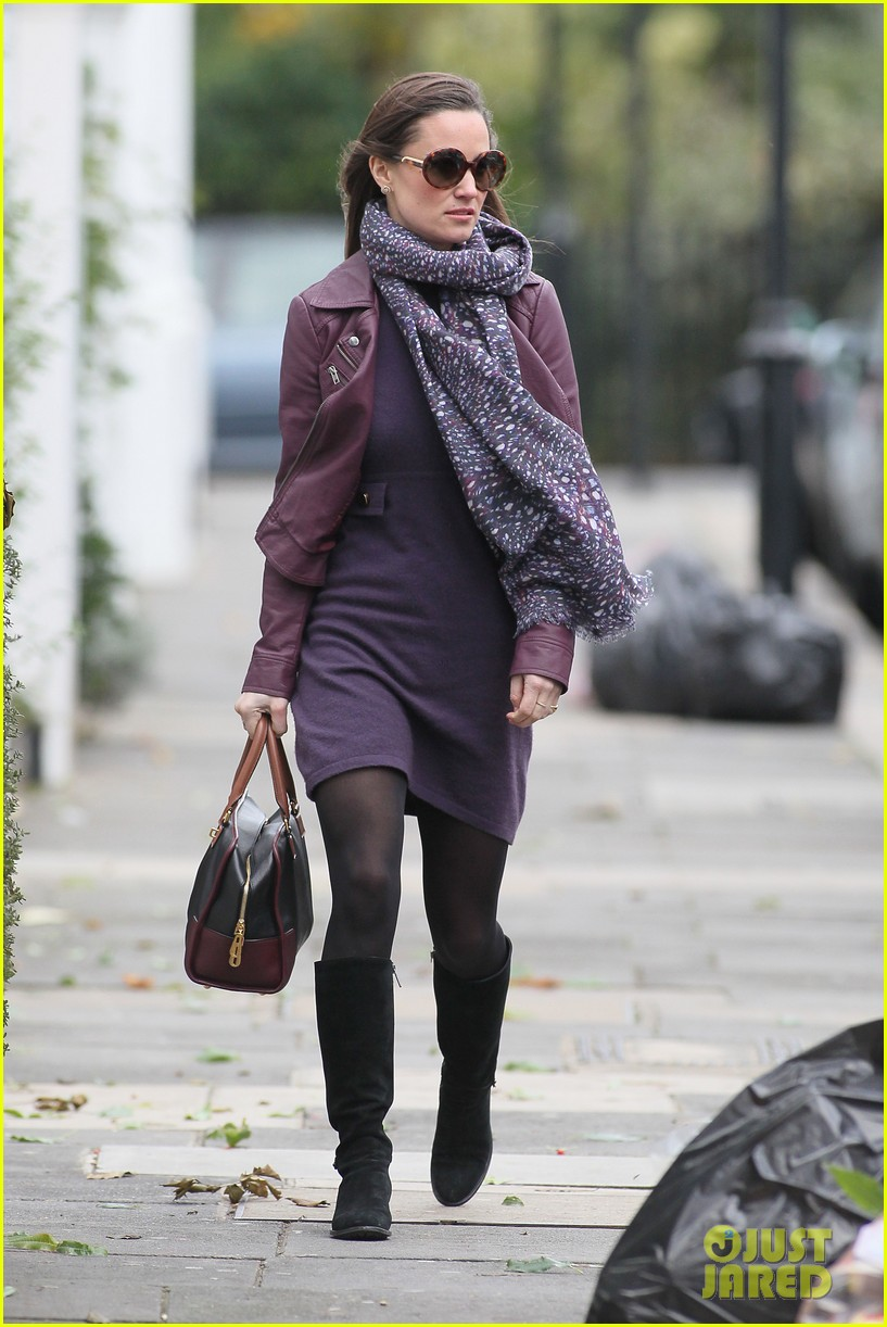 pippa middleton stylish london lady 15