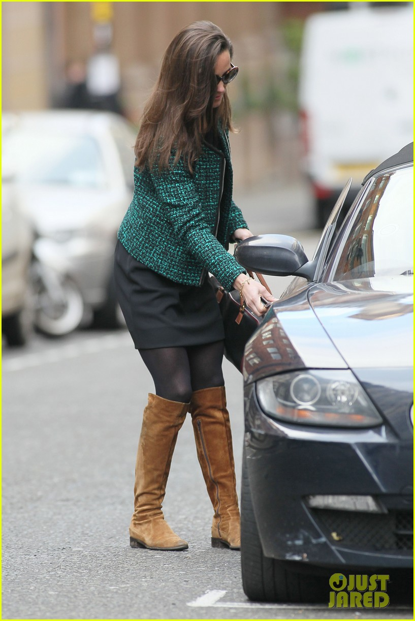 pippa middleton stylish london lady 24
