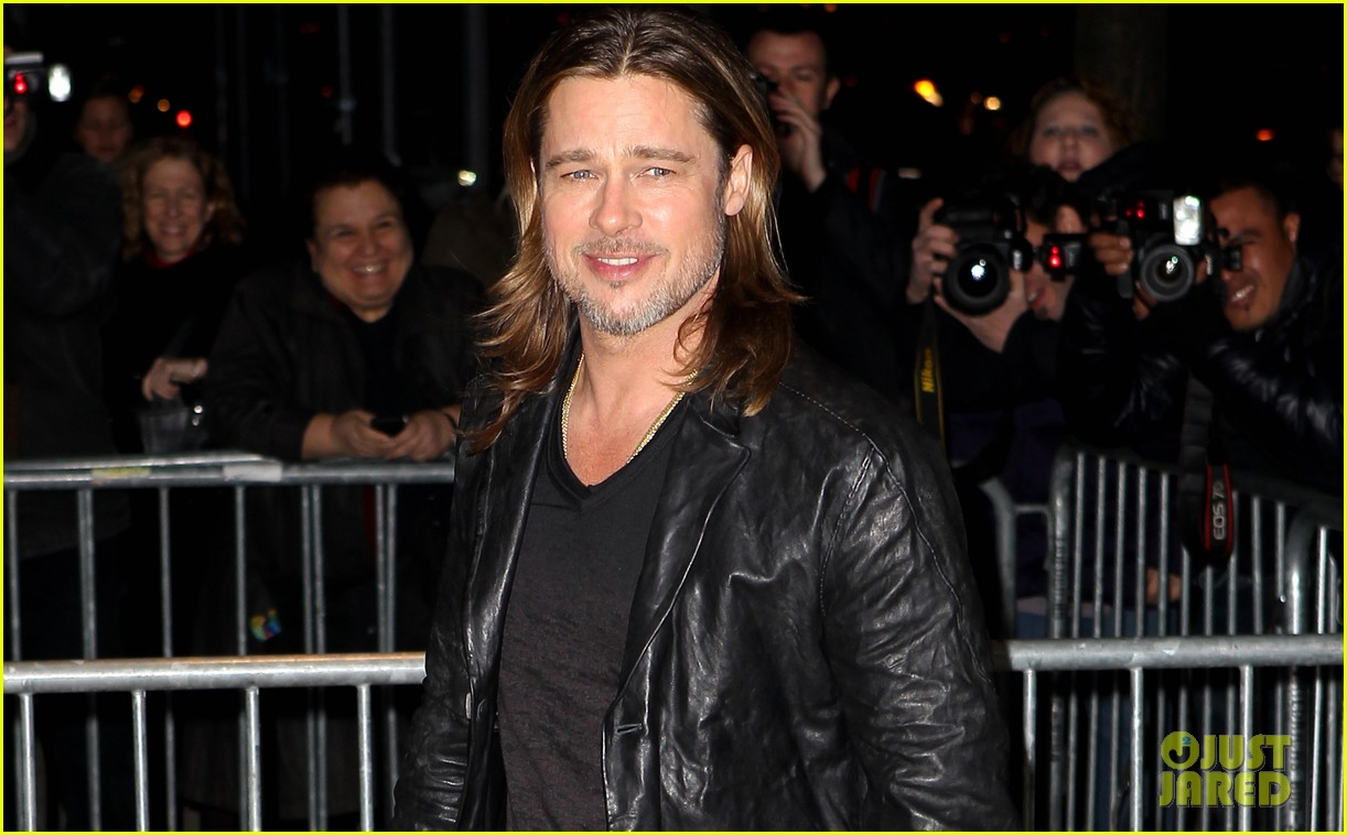 brad pitt killing them softly premiere 072764253