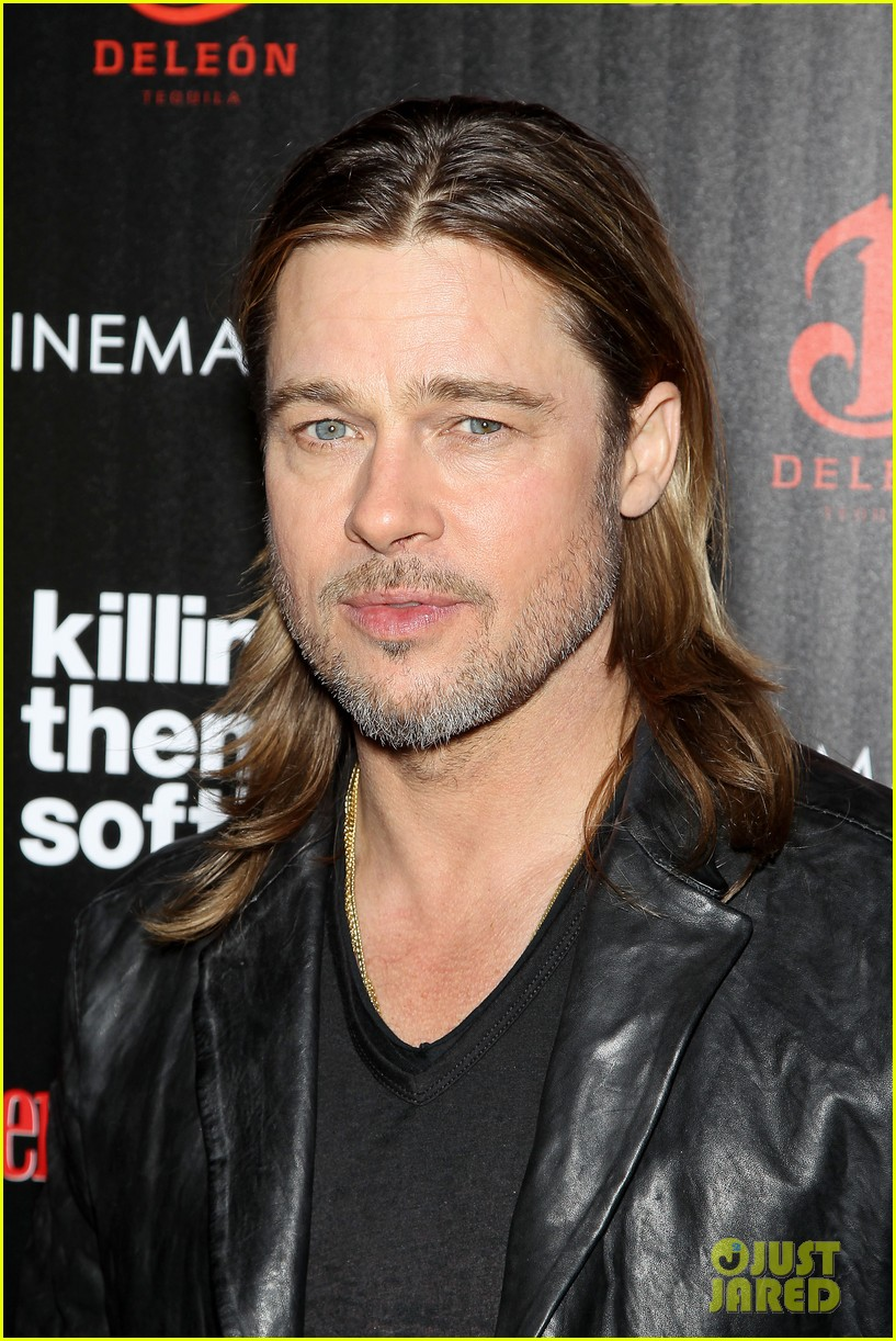 brad pitt killing them softly premiere 18