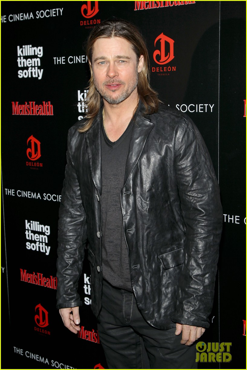 brad pitt killing them softly premiere 20