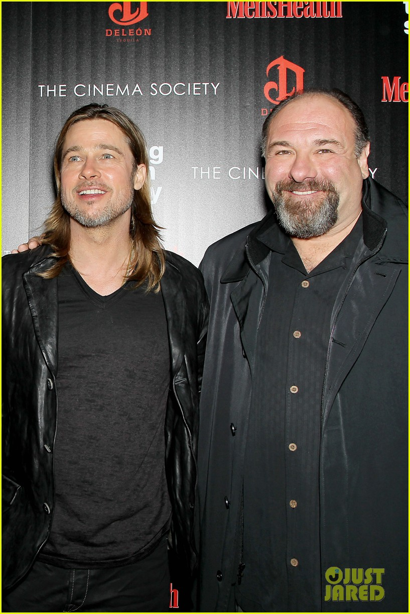 brad pitt killing them softly premiere 28