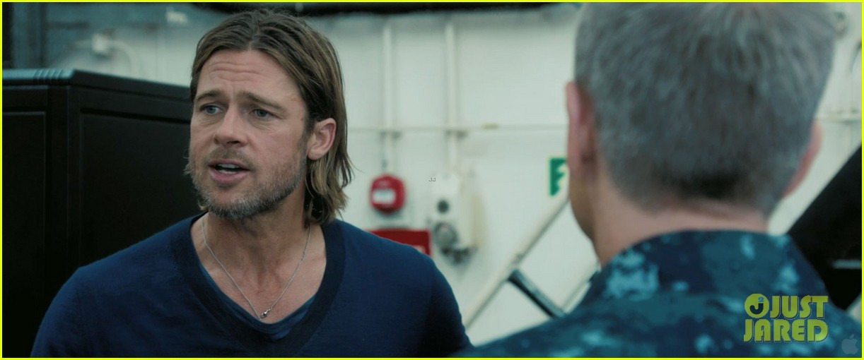 brad pitt world war z trailer watch now 032753744