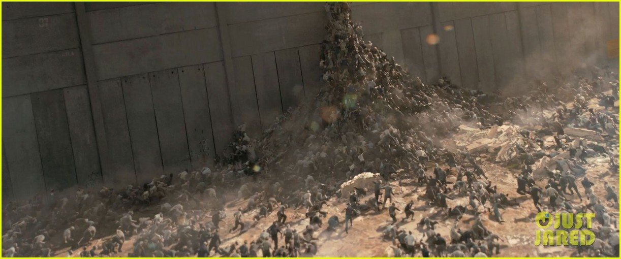 Brad Pitt: 'World War Z' Trailer - Watch Now!
