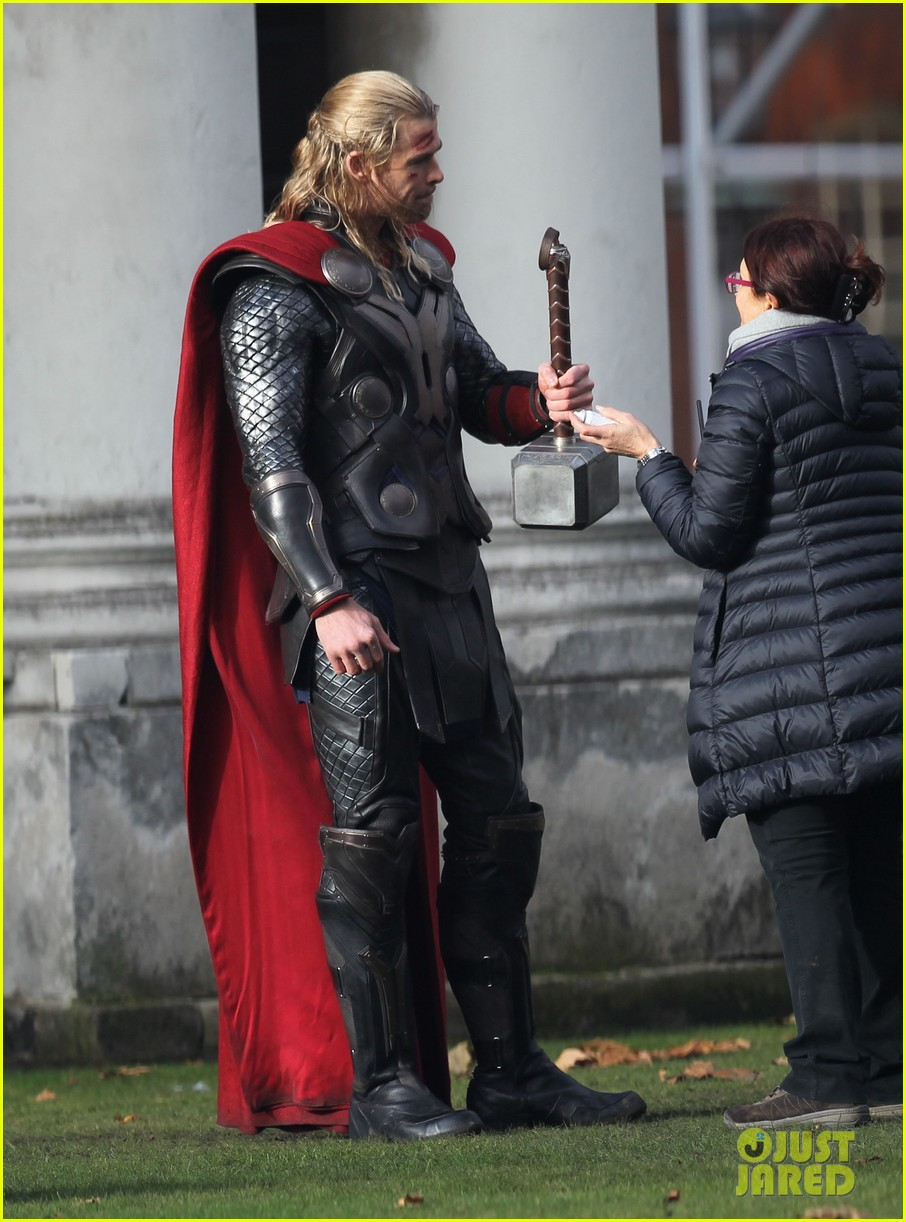 natalie portman thor the dark world set 05