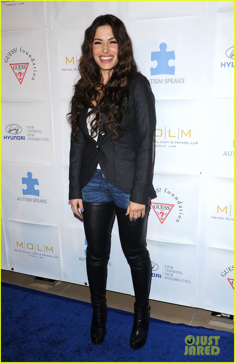 nikki reed paul mcdonald autism speaks ball 05