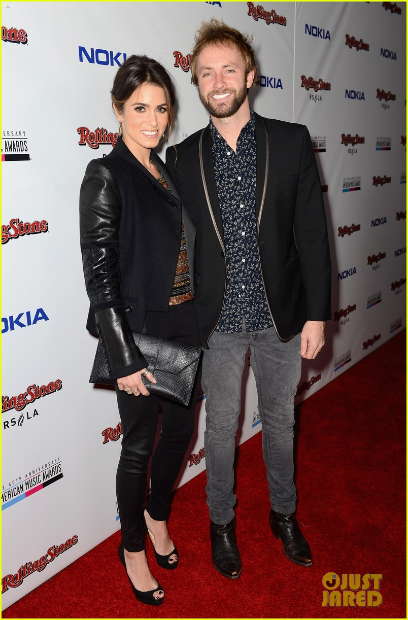 nikki reed paul mcdonald rolling stone ama after party 03