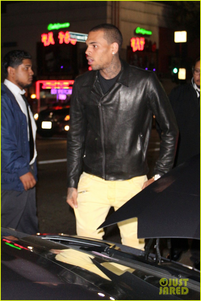 Chris Brown: Gaining Respect Back is a Humbling Experience: Photo ...