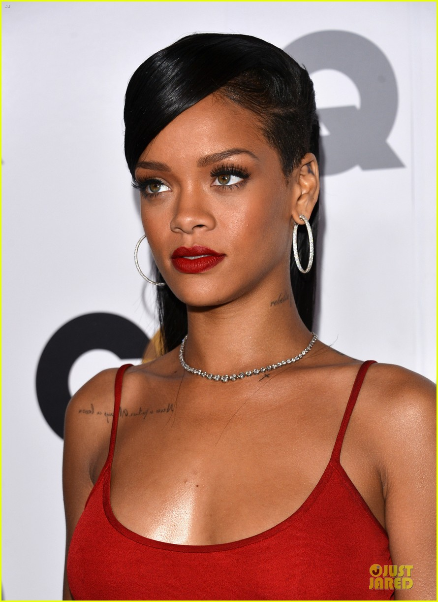 rihanna gq man of the year party 04