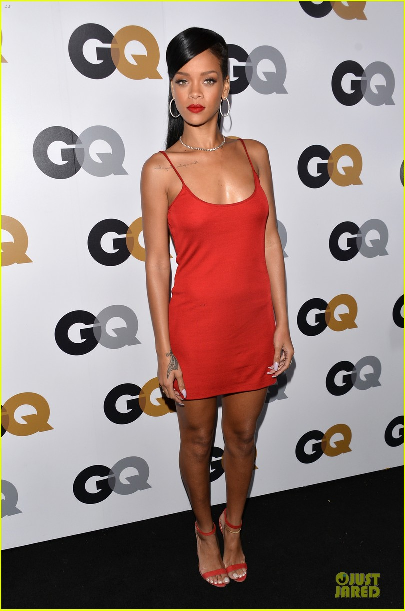 rihanna gq man of the year party 06