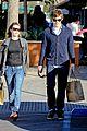 emma roberts evan peters black friday shopping couple 07