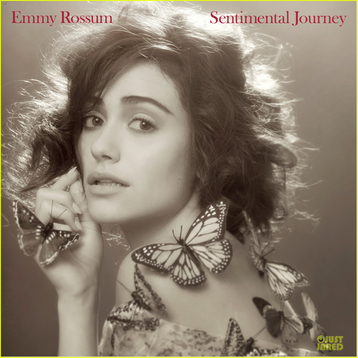 emmy rossum sentimental journey album release 012764839