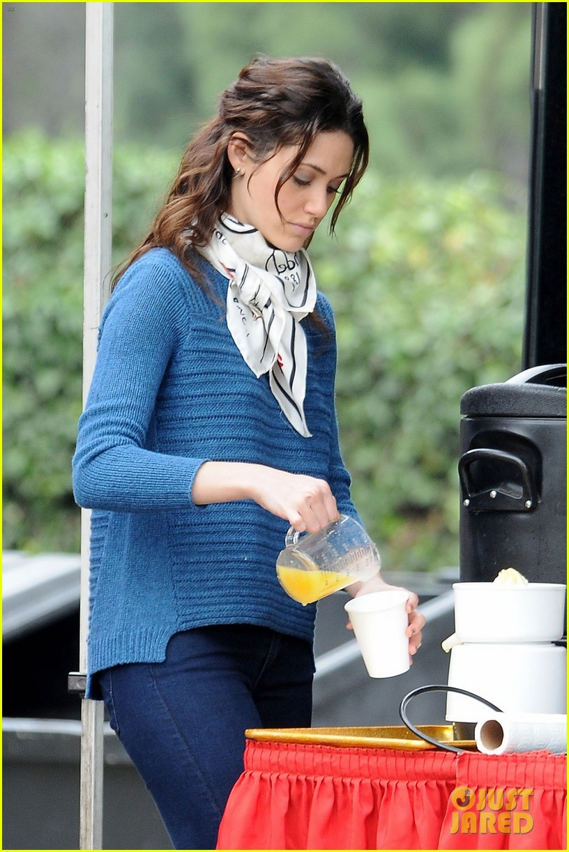 emmy rossum thanksgiving scene for youre not you 062759861