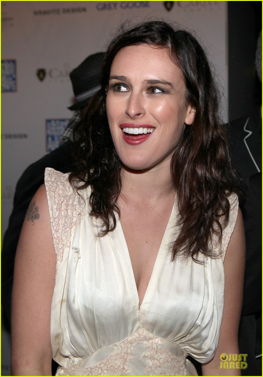 rumer willis sls hotel south beach grand opening 02