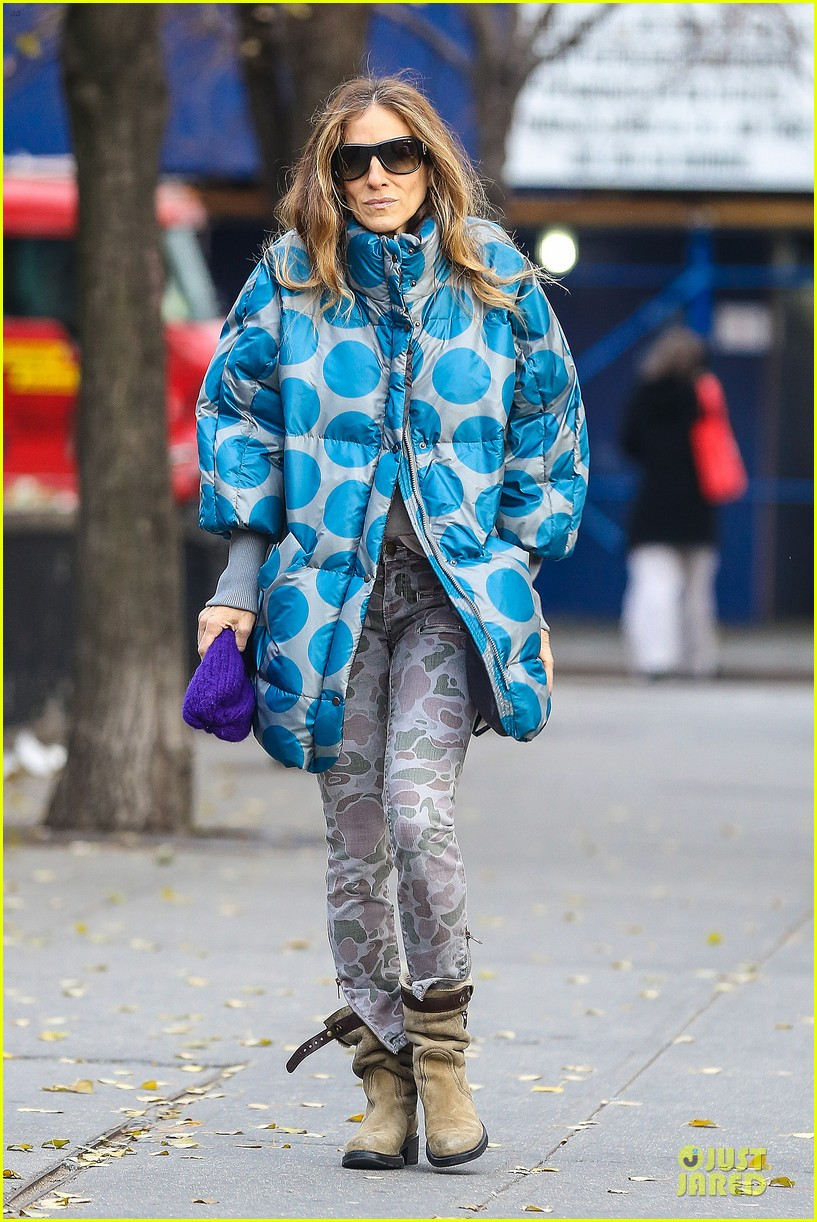 sarah jessica parker gives back to hurricane sandy victims 10