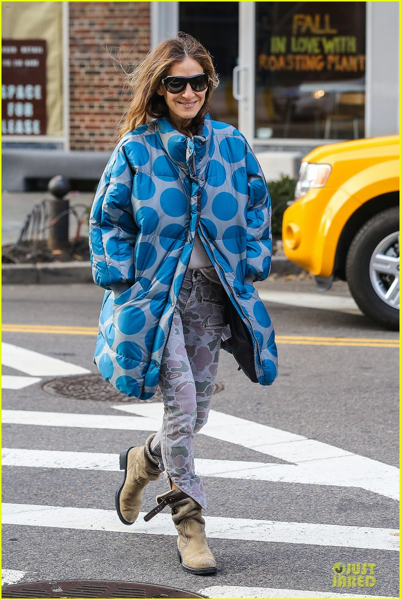 sarah jessica parker gives back to hurricane sandy victims 112760988