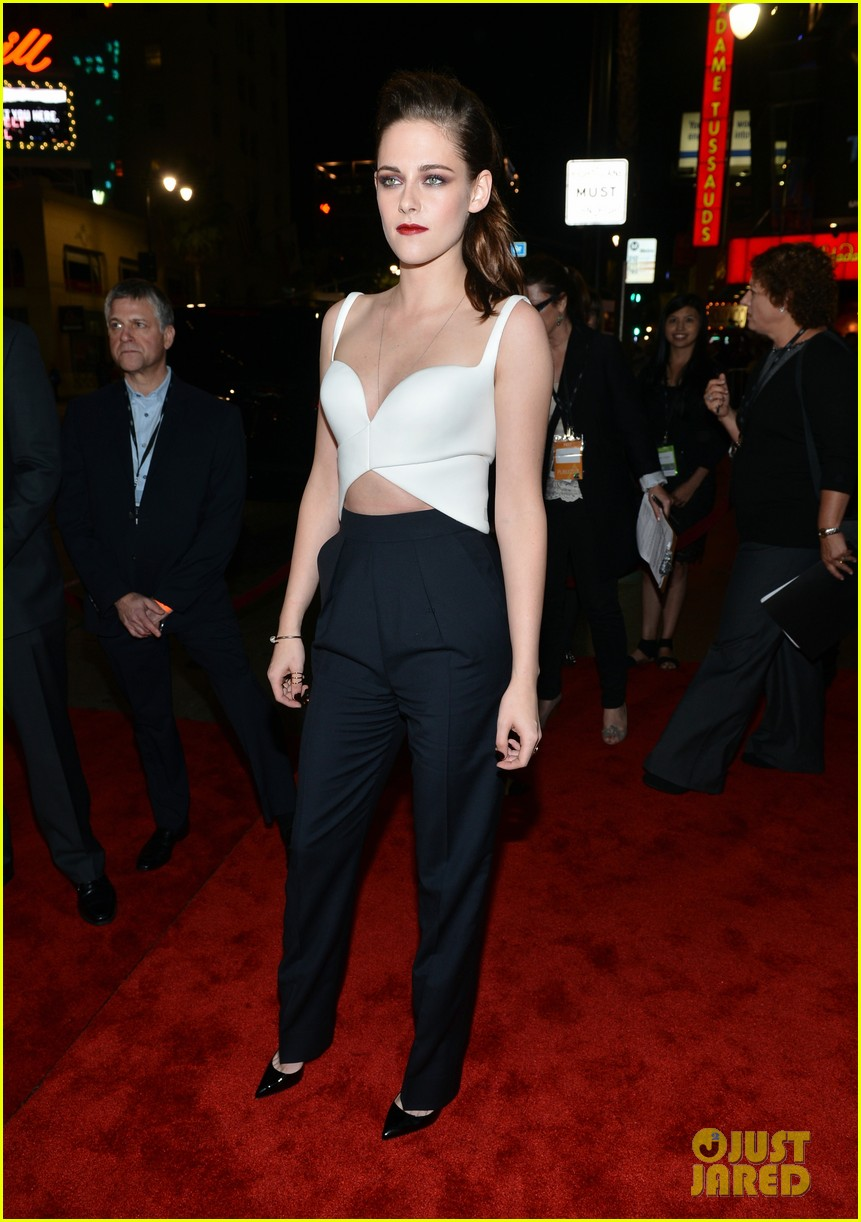 kristen stewart on the road afi screening 03