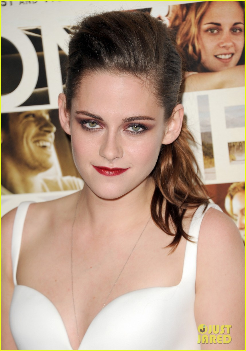 kristen stewart on the road afi screening 122750716