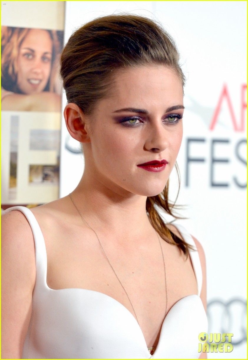 kristen stewart on the road afi screening 24