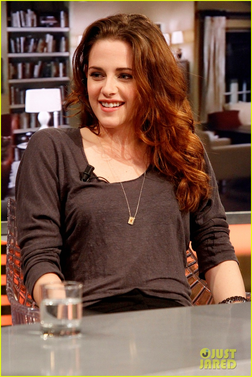 kristen stewart robert pattinson el hormiguero in spain 15