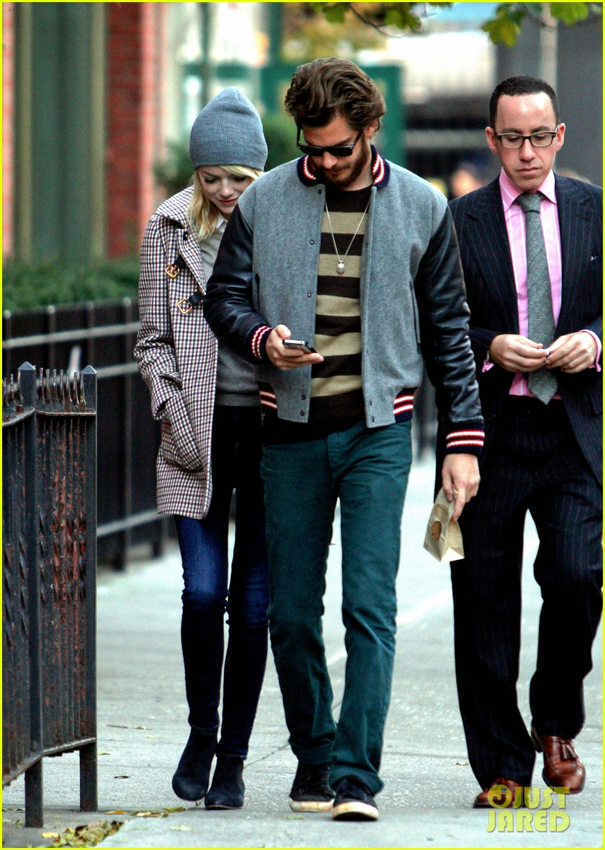 emma stone andrew garfield chelsea couple 072757718