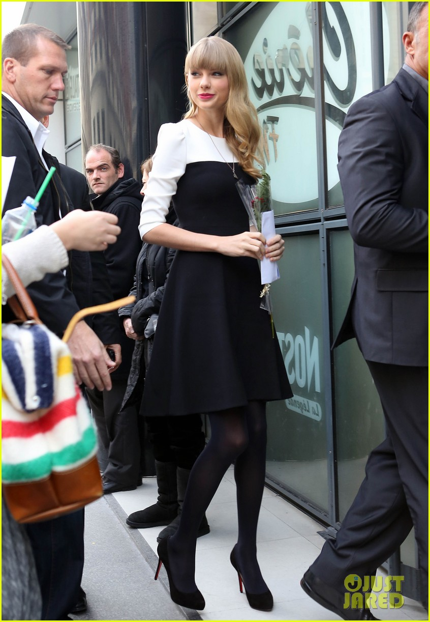 taylor swift nrj radio promo stop 152753568