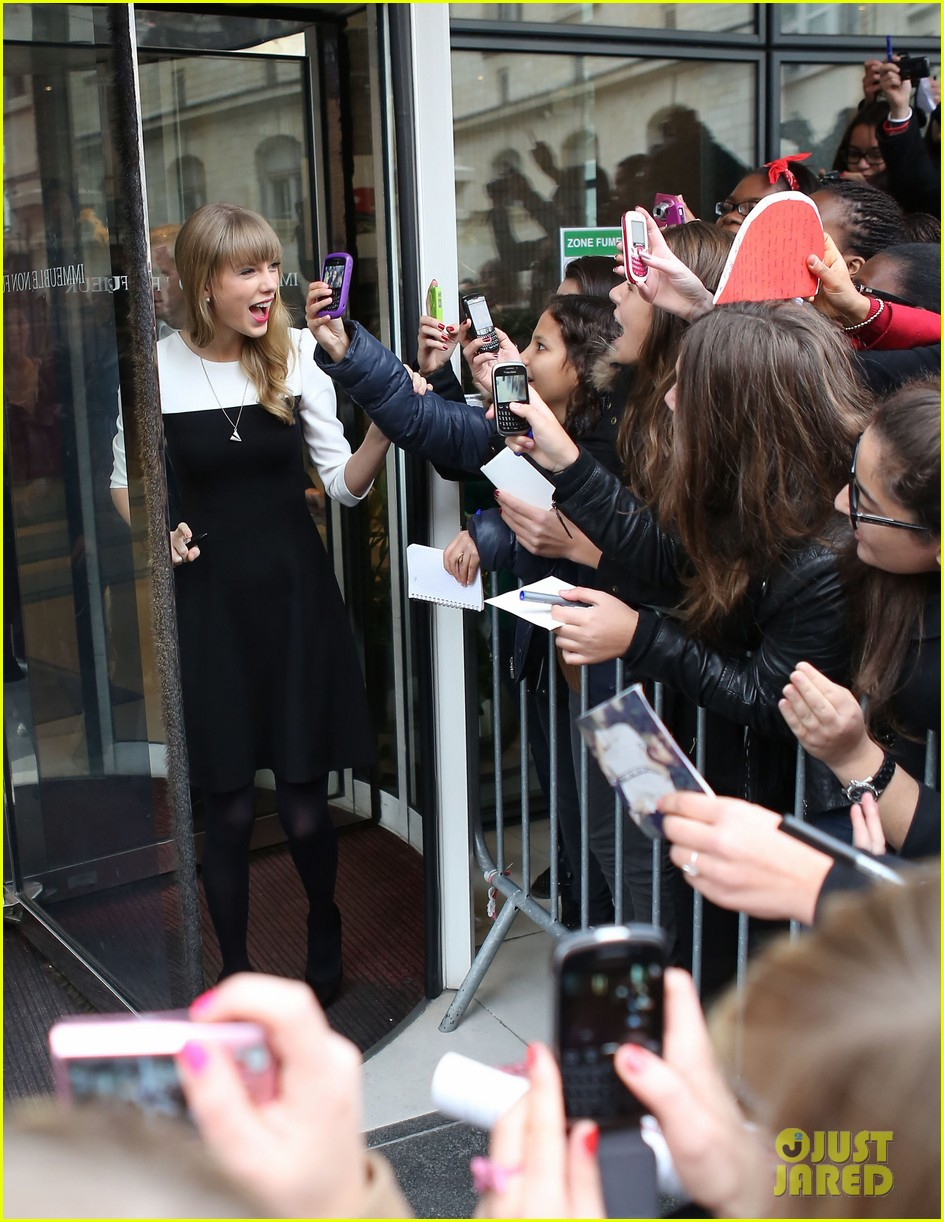 taylor swift nrj radio promo stop 192753572