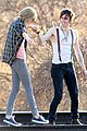 taylor swift piggy back ride on i knew you were trouble set 06