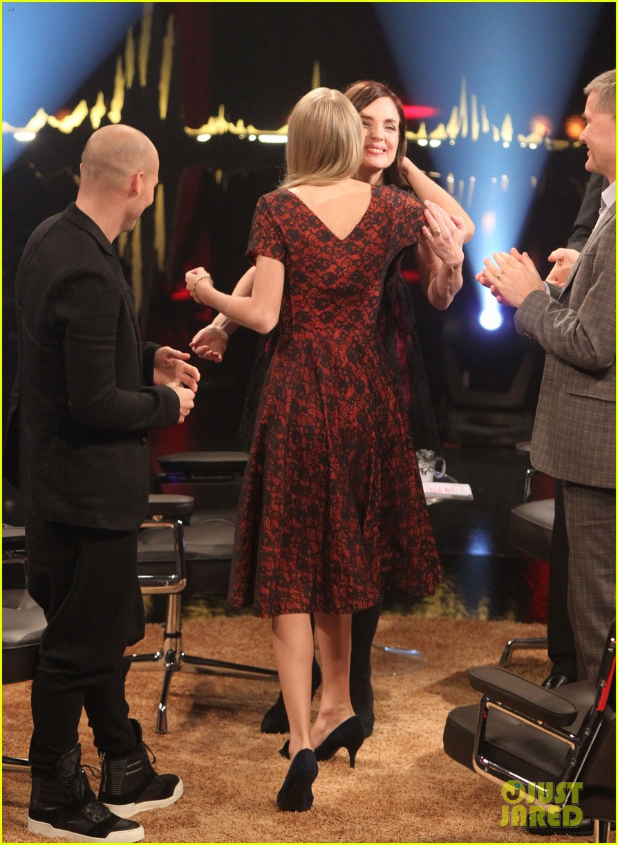 taylor swift skavlan london 22