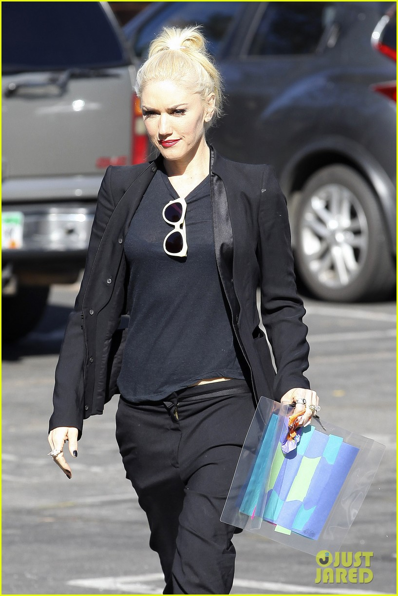 gwen stefani thanksgiving family 262762592