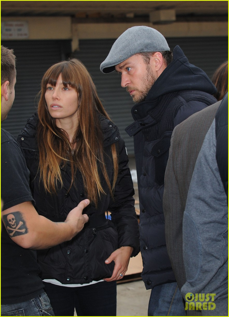 justin timberlake jessica biel hurricane sandy relief workers 13