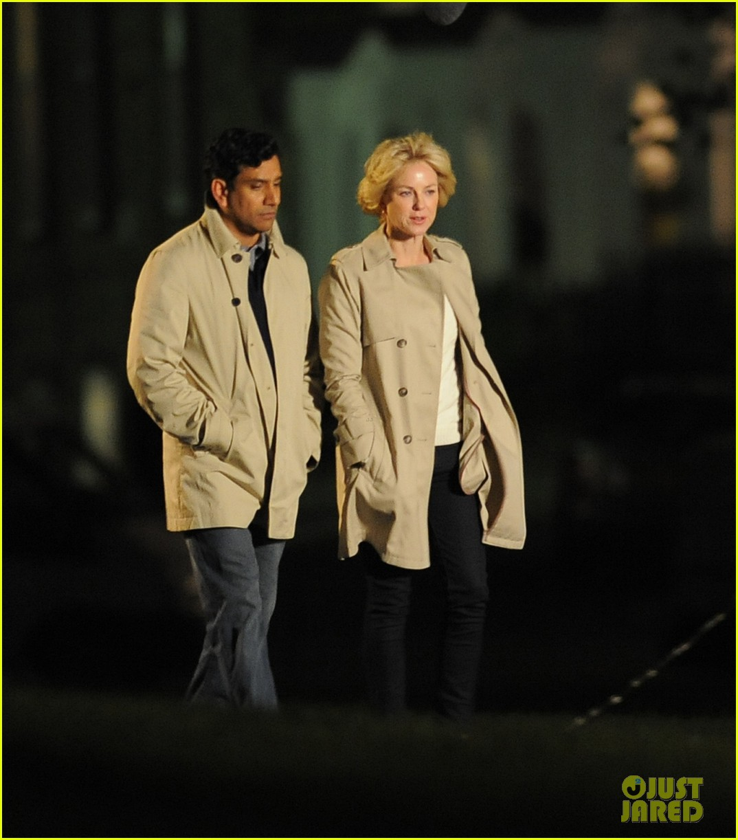 naomi watts on set of princess diana biopic 012753167