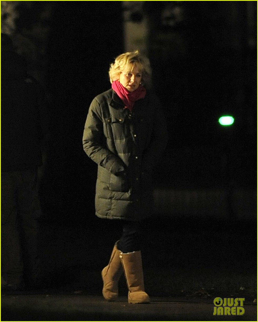 naomi watts on set of princess diana biopic 06