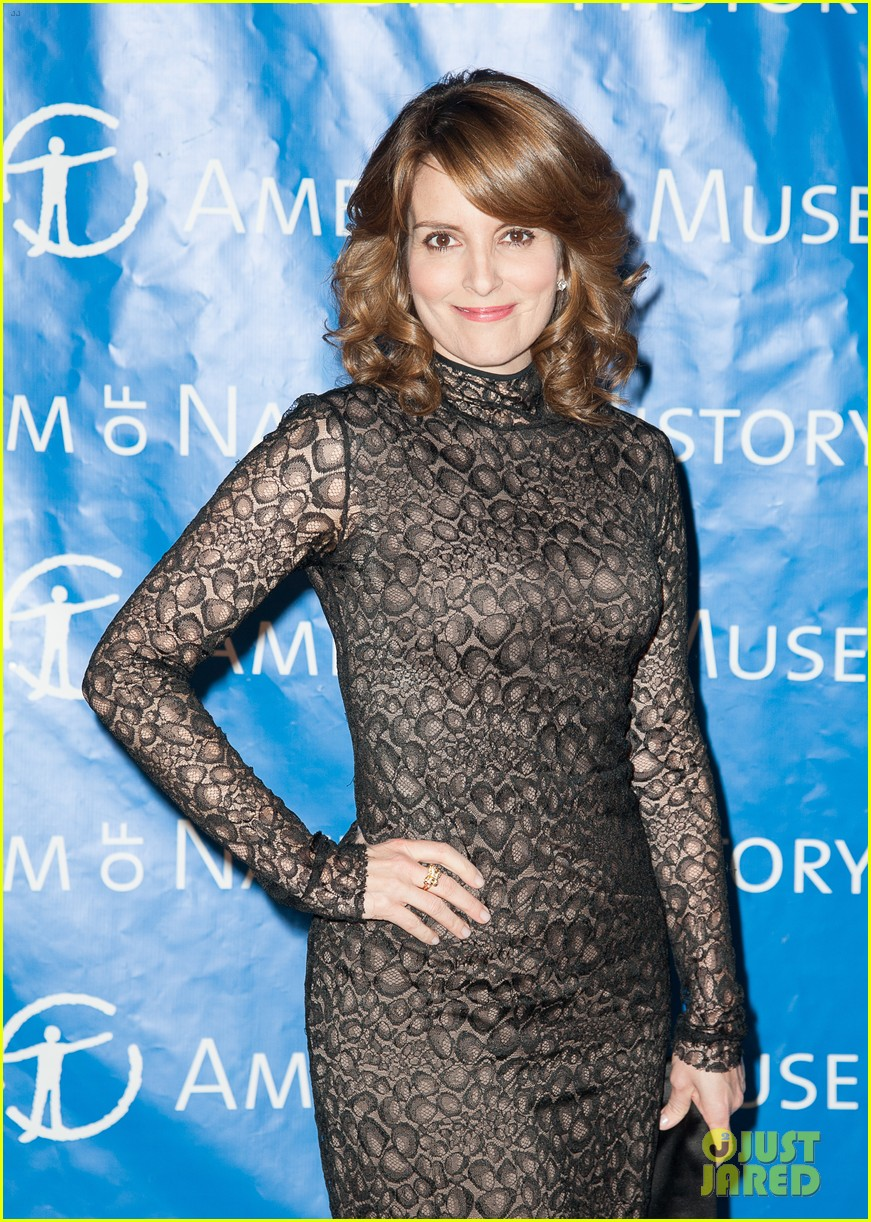tina fey olivia wilde museum of natural history gala 142758603