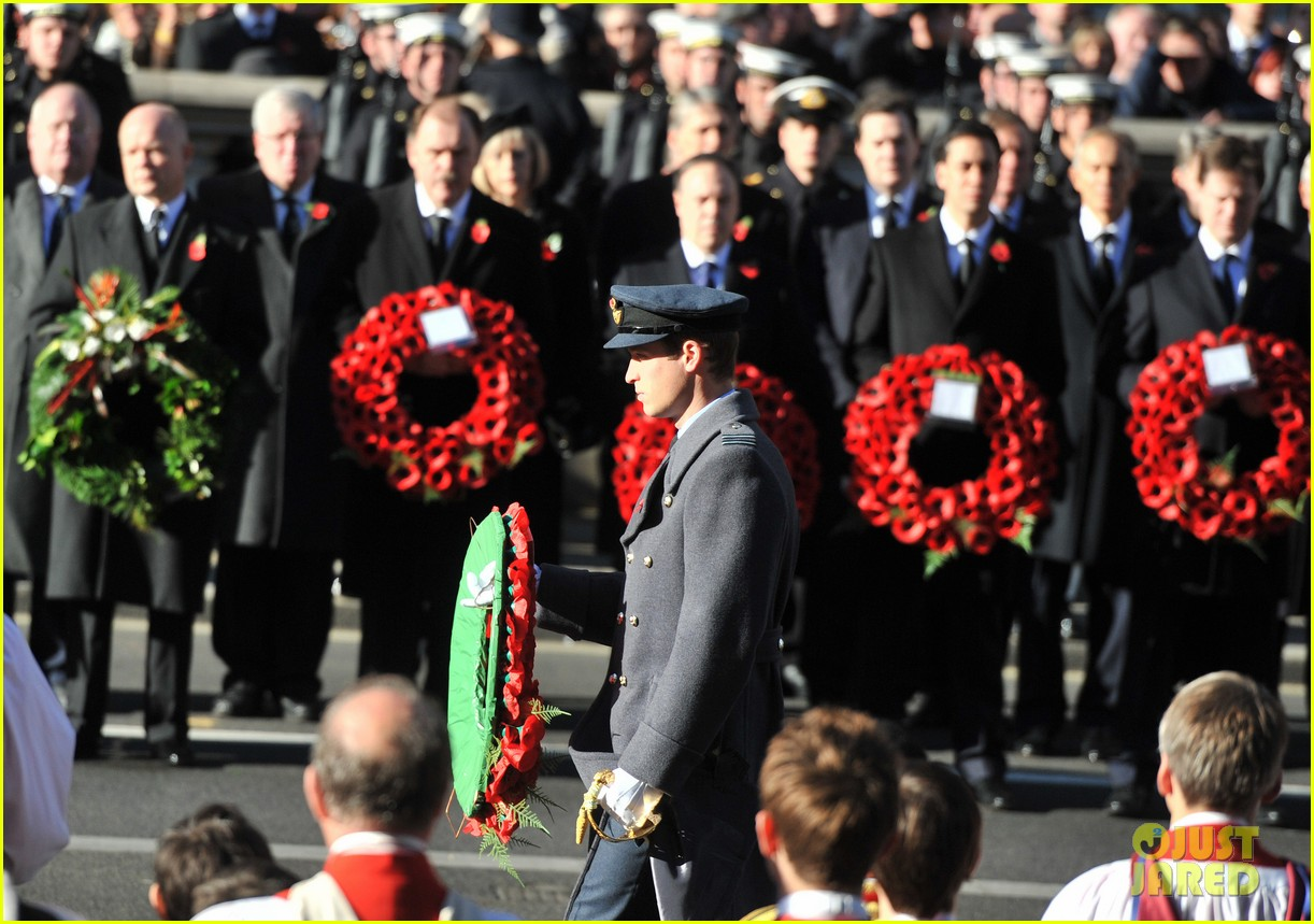 prince william duchess kate remembrance sunday observations 06